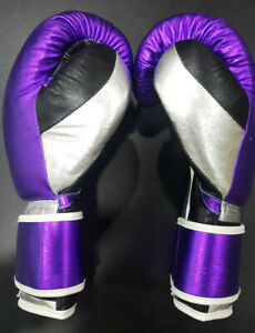 Custom Colors Boxing Glove Shiny Style Free Any Branded Logo No Grant No Winning