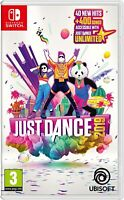 Just Dance 2019 Nintendo Switch - Brand New - Free Shipping!
