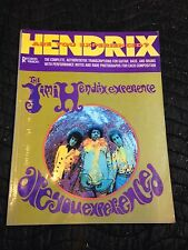Jimi Hendrix Guitar Books - Blues and Are You Experienced