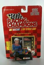 1996 NASCAR RACING CHAMPIONS TED MUSGRAVE CAR #16 MONTE CARLO SCALE 1/64 New