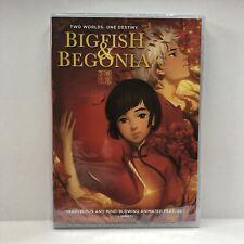 Big Fish & Begonia (Dvd, New)