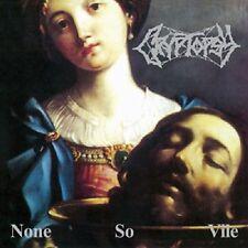 None So vile - Cryptopsy (LP Vinyl) sealed