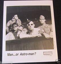 MAN…OR ASTRO-MAN?—1990s PUBLICITY PHOTO
