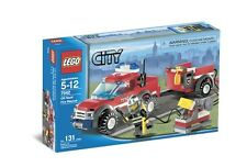 7942 OFF-ROAD FIRE RESCUE city town lego NEW sealed