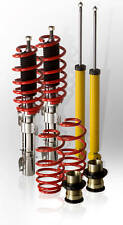 VAUXHALL CORSA A NOVA COILOVER ADJUSTABLE SHOCKS MK1