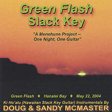 Green Flash Slack Key * by Doug McMaster (CD, Nov-2004, Aloha Plenty)