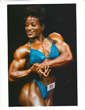 LENDA MURRAY Ms Olympia Female Bodybuilding Muscle Photo Color