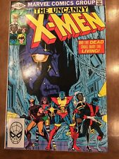 Marvel Comic Book Uncanny X-Men Issue 149 (1981) Magneto Appearance