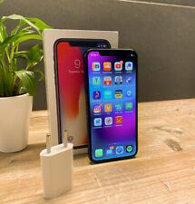 Apple iPhone X - 64GB - Space Grau (Ohne Simlock) A1901 (GSM) OVP