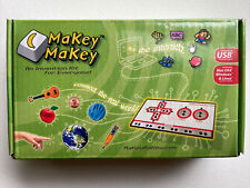 Makey Makey Invention Kit for Everyone Stem Electronic Learning Game Nib