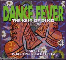 Dance Fever Best Disco All time Greatest 3CD Classic 70s DONNA SUMMER BAR KAYS