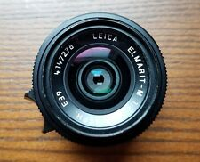 Leica ELMARIT-M 28mm f/2.8 Aspherical M Mount MF Lens