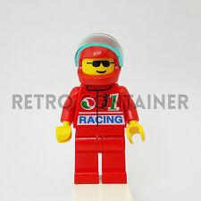 LEGO Minifigures - 1x oct030 - Octan Pilot - Driver Town Omino Minifig 6484 6424