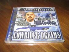 Chicano Rap CD the Homie STRETCH - Lowrider Dreams - Mugzy Brown Sleepy Malo