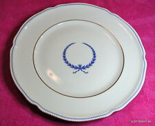 """Rosenthal Ivory (Empire Blue) 10 3/4"""" DINNER PLATE(s)  Exc (8 avail)"""