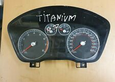 Speedometer Spedo  From Ford Focus C MAX  3m5f-10841-c 3m5f-10a855-a MPH