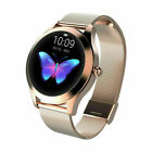 Waterproof Sport Fitness Smart Watches Women Lady Heart Rate Tracker iOS Android