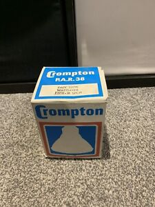 Vintage crompton Lamp Bulb 120watt 240v ES E27 Spot  Crompton PAR 38 51x39
