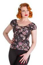 Animal Print Casual Sleeveless Tops & Blouses for Women