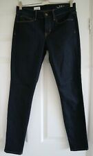 Gap Blue Indigo Legging Skinny Jeans W28 L30 Regular UK 10
