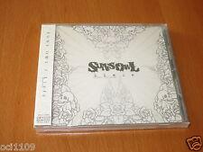 SUNS OWL - LIEFE - CD ALBUM 9 TRACKS ( JAPAN RELEASE )