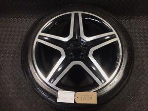 "Mercedes GLA X156 19"" 8j Alloy Wheel A1564010600 235/45R19 6mm Continental"