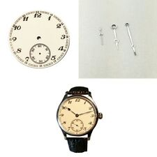 38.9mm Dial Hands Plate Parts Fit for ETA 6498 ST3620 Series Man Watch Movement