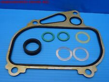 PORSCHE 944 924S 968 ENGINE OIL COOLER FILTER HOUSING SEAL GASKET SET KIT NEW!