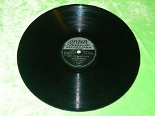 THE CHORDETTES : Born to be with you -Original 1956 UK 78rpm London HLA 8302 195