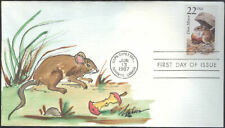 #2324 Deer Mouse Fox FDC (05619872324001)