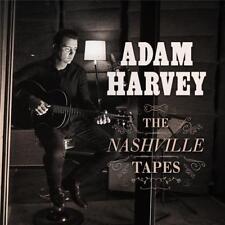 ADAM HARVEY THE NASHVILLE TAPES CD NEW