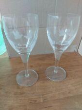 "Engagement Wine Glasses Set ""On your Engagement"""