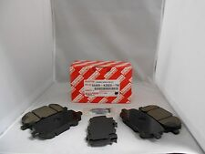 2003-2008 Toyota Corolla Front and Rear Oem Brake Pads 04465-AZ022-/ 04466-20090