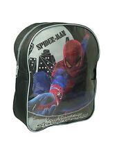 SPIDERMAN 4 MOVIE BOYS KIDS PADDED SCHOOL BACKPACK RUCKSACK TRAVEL BAG
