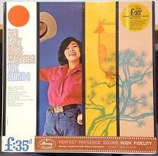 TAK SHINDO far east goes western LP Mint- Promo PPS-2031 Mercury 1962 USA WLP