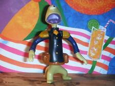 Bobble Pleakley in Uniform Figurine McDonalds Happy Meal Dollhouse 2001 Disney