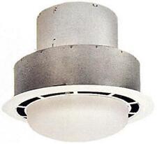 Mobile Home Trailer 115V Bathroom Ceiling w/Light Exhaust Fan 100 CFM V2244-100