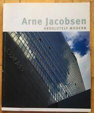 Arne Jacobsen ABSOLUTELY MODERN Danish Architecture Minimalism