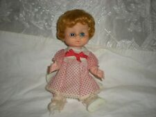 "VINTAGE 9"" BABY DOLL"