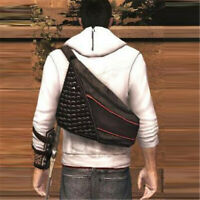 Game Assassin's Creed Desmond Miles Cosplay Bag Casual PU Messenger Bag Gift