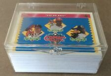 UPPER DECK LOONEY TUNES COMIC BALL 3 TRADING CARDS - COMPLETE SET #2- 100-198