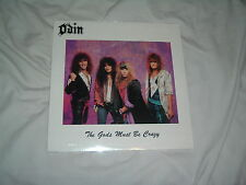 ODIN The Gods Must Be Crazy '88 LP RARE power metal QUEENSRYCHE UNOPENED SEALED