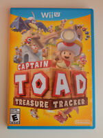 Captain Toad: Treasure Tracker Game Complete! Nintendo Wii U