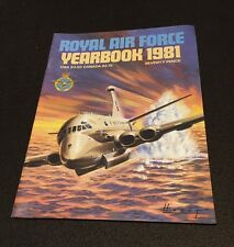 Royal airforce yearbook 1981