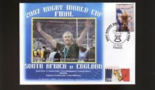 South Africa 2007 Rugby World Cup Win Cover, S. Burger