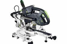 Festool Sliding Compound Mitre Saw | KAPEX KS 60 E-SET 240V | Bevel&LED | 561729