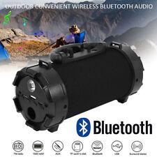 057D Bluetooth Speaker Wireless Sound Portable Outdoor Soundbox Bass Xmas Gift