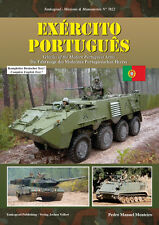 Tankograd 7022 Exercito Portugues Vehicles of the Modern Portuguese Army