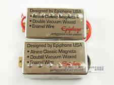 Epiphone/ Les Paul SG Humbucker Pickup Set Chrome