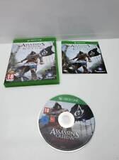 ۞ Juego Xbox ONE Assassins Creed Black Flag Caja ESP ۞Envío Combinado 24H۞
